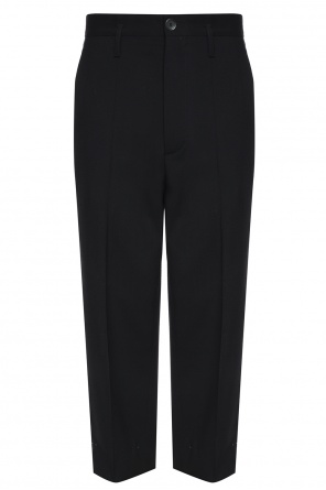 Pleat-front trousers od Marni