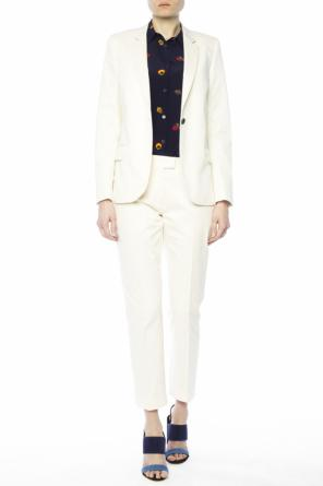 Pleat-front trousers od Paul Smith