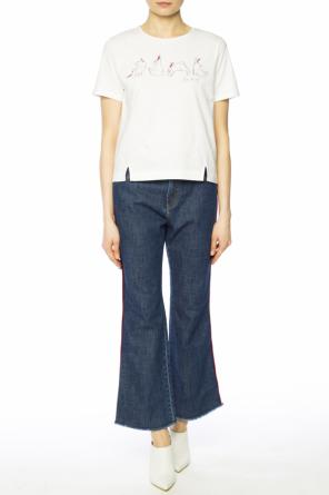 Flared jeans od Paul Smith