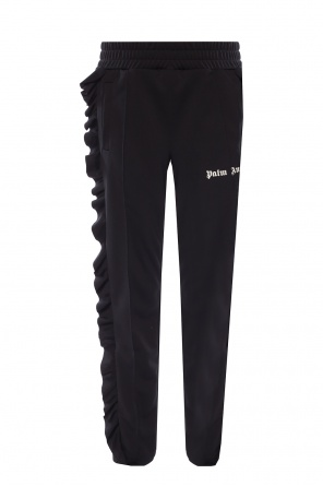 Ruffled sweatpants od Palm Angels