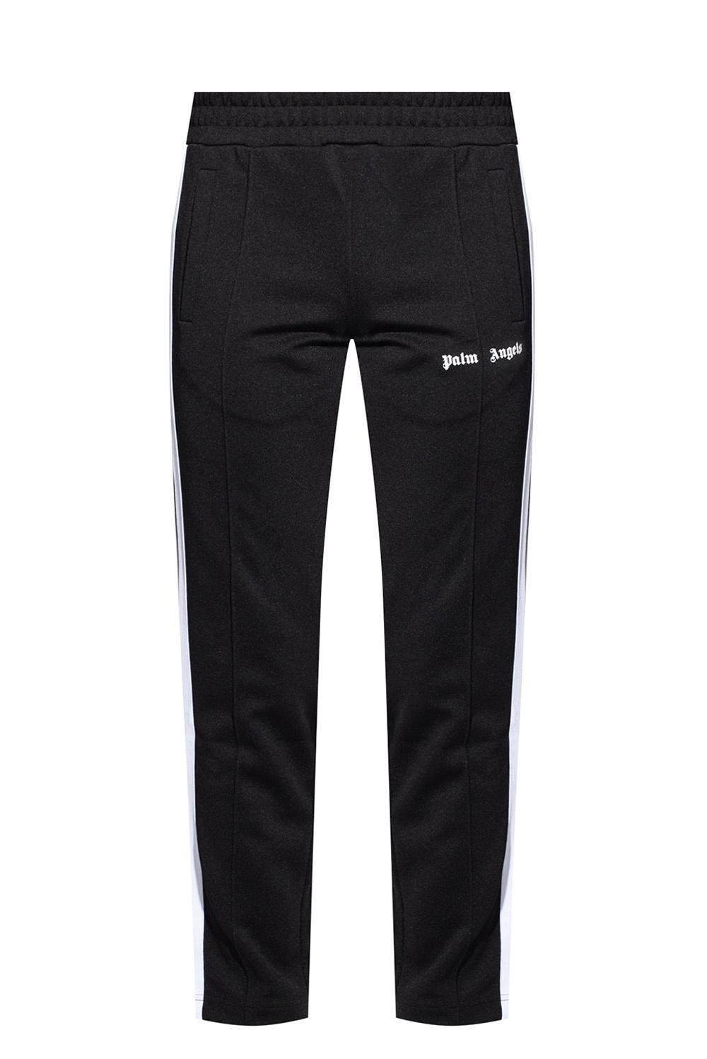 Palm Angels logo长裤