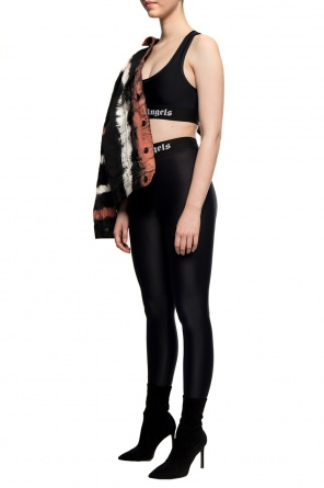 Leggings with logo od Palm Angels