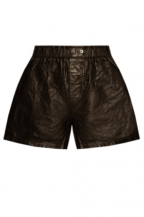 Leather shorts od Zadig & Voltaire