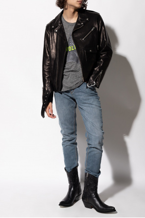 Jeans with logo od Zadig & Voltaire