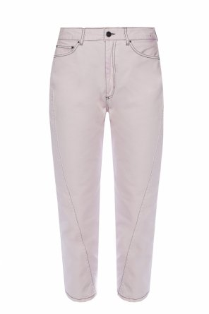 High-waisted jeans od Palm Angels