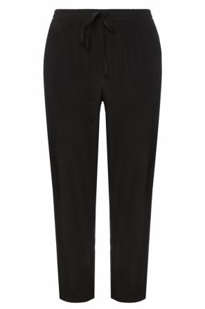 Loose-fit trousers od Valentino Red