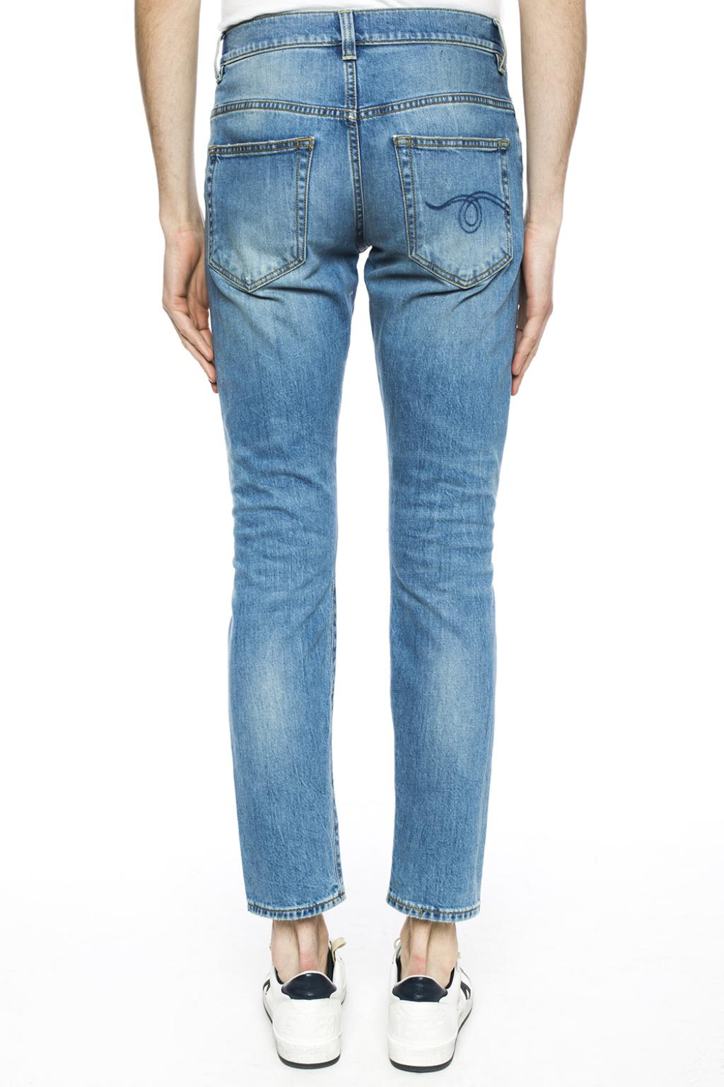 R13 Jeans with holes