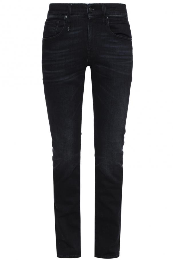 Jeans with straight legs od R13