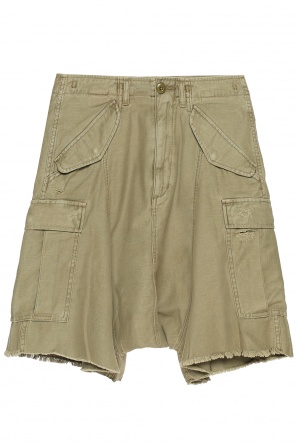 Dropped crotch shorts od R13