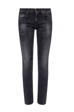 Tapered jeans with tears od R13
