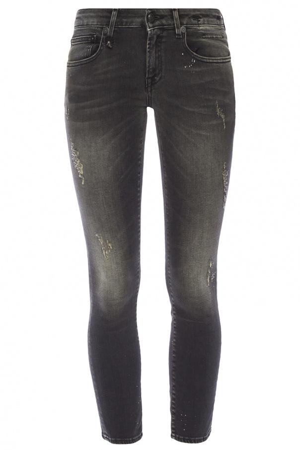 R13 'Kate' skinny jeans