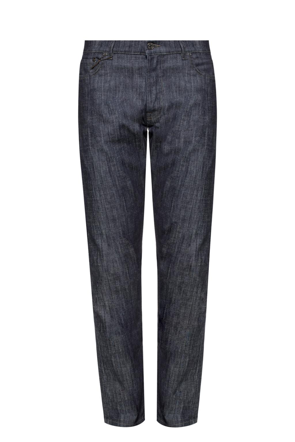 Berluti Tapered leg jeans