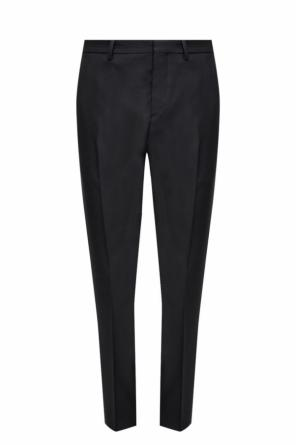 Pleat-front trousers od Berluti