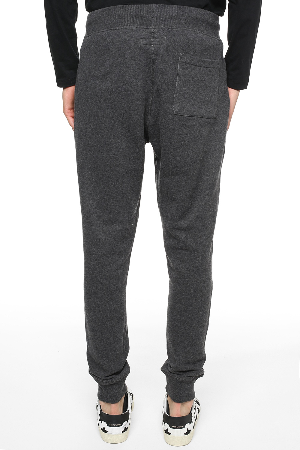 AllSaints 'Raven' Logo-embroidered sweatpants