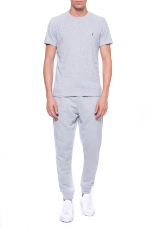 Logo-embroidered sweatpants od Allsaints