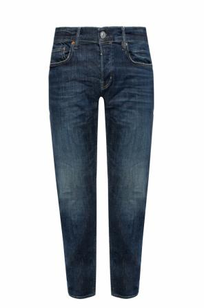 'reed' raw edge jeans od AllSaints