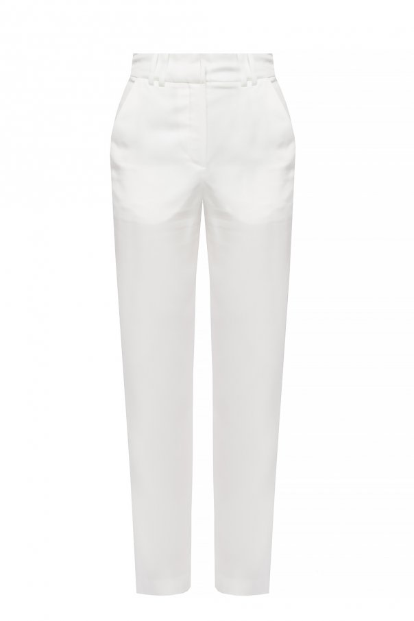 Tapered leg trousers od Balmain