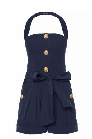 2e404740509 Jumpsuit with decorative buttons od Balmain Jumpsuit with decorative  buttons od Balmain