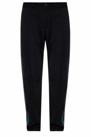 Side-stripe sweatpants od Lanvin
