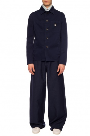 Tie-up trousers od Lanvin