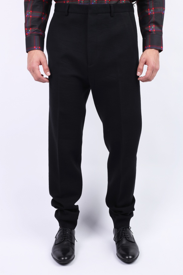Tapered trousers od Lanvin
