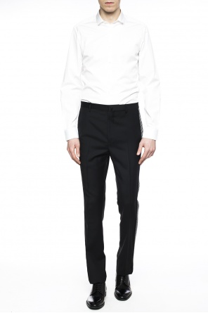 Side-stripe trousers od Lanvin