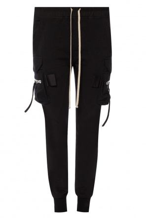 Loose-fit trousers od Rick Owens