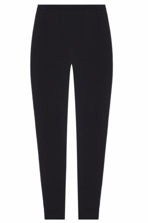 Tapered leg trousers od Rick Owens