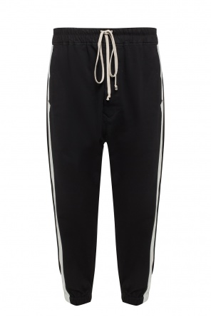 Side-stripe sweatpants od Rick Owens