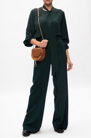 Pleat-front trousers od Lanvin