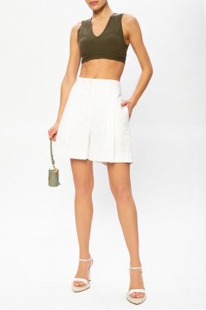 棉质短裤 od Lanvin
