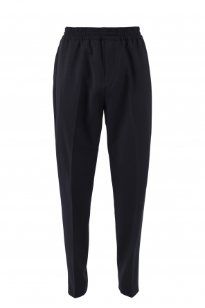Canvas tracksuit trousers od Acne