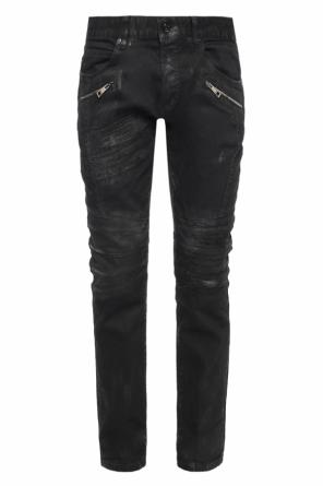 Jeans with stitching details od Just Cavalli