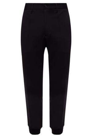 Trousers with front crease od Just Cavalli