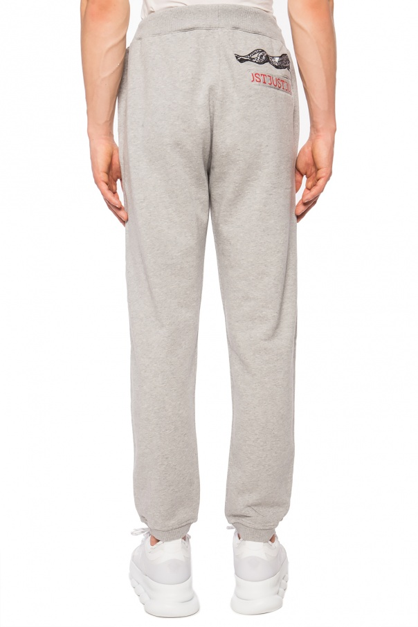 Logo sweatpants od Just Cavalli