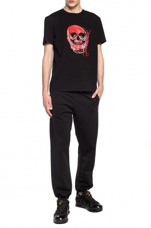 Sweatpants with logo od Just Cavalli