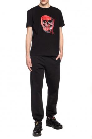 Sweatpants with logo od Just Cavalli