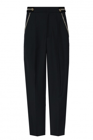 Side-stripe loose-fit trousers od Just Cavalli