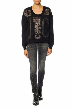 Skinny jeans with logo od Just Cavalli