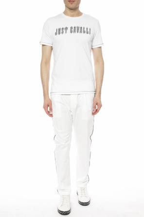 Side-stripe trousers od Just Cavalli