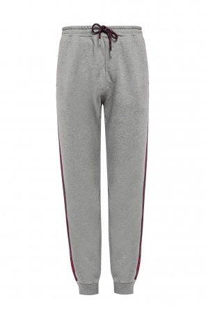 Decorative stripes sweatpants od Just Cavalli