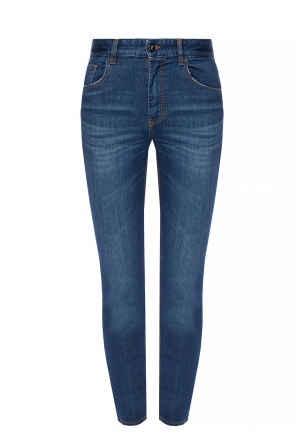 High-waisted jeans od Just Cavalli