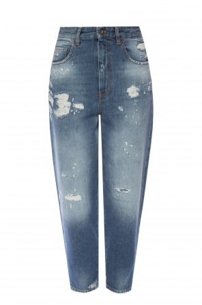 Jeans with holes od Just Cavalli