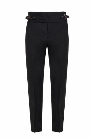 Creased trousers od Vivienne Westwood
