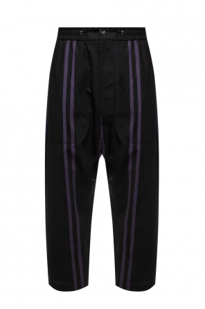 Embroidered trousers od Vivienne Westwood