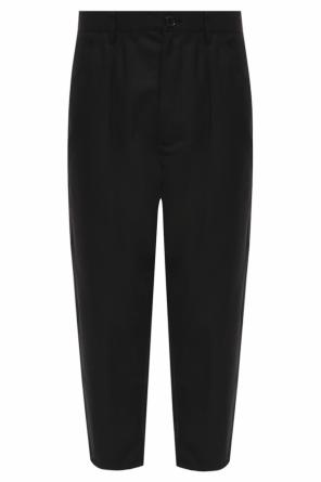 Cropped trousers od Comme des Garcons