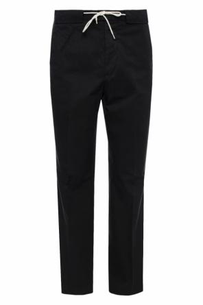 Wide pleat-front trousers od Maison Margiela