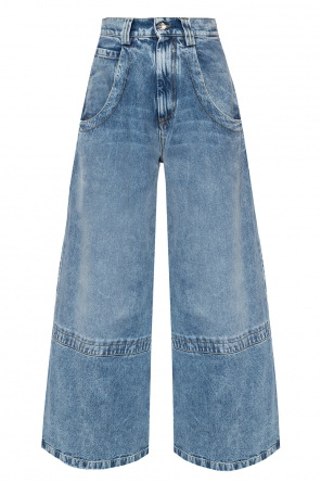 Loose-fit jeans od Maison Margiela