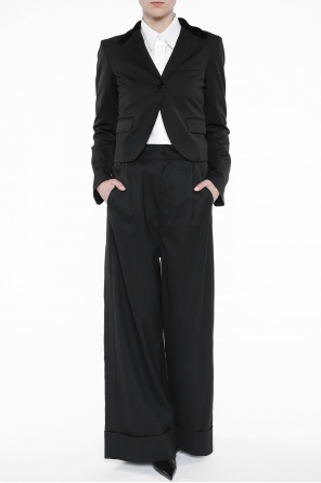 High-waisted jeans od MM6 Maison Margiela