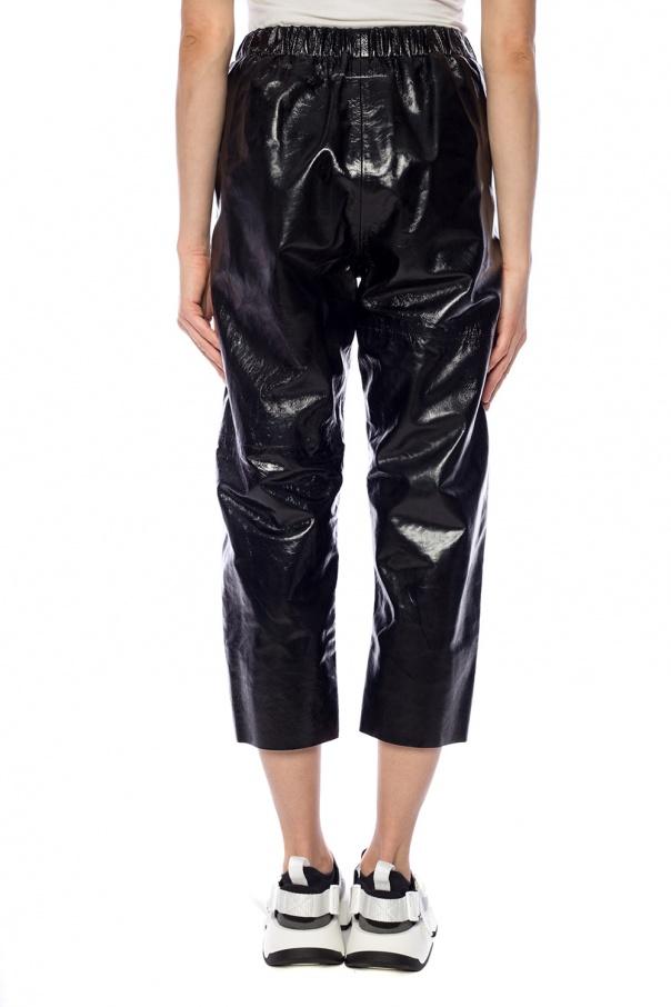 Leather trousers od MM6 Maison Margiela